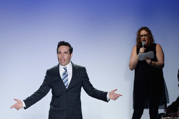 Mario Cantone The Blue Jacket Fashion Show To Benefit the Prostate Cancer Foundation - Runway