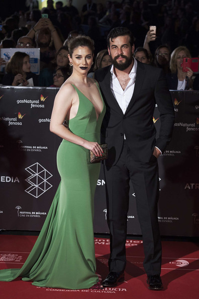 Opening Day - Red Carpet - Malaga Film Festival 2017