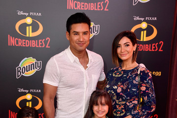 "Mario Lopez Premiere Of Disney And Pixar's ""Incredibles 2"" - Arrivals"