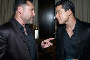 Mario Lopez The Launch of WE tv's David Tutera CELEBrations And Casa Mexico Tequila