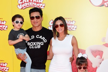 Mario Lopez Premiere of 20th Century Fox's 'Captain Underpants: The First Epic Movie'- Red Carpet