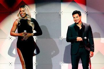 Mario Lopez AHF World AIDS DAY Concert and 30th Anniversary Celebration: Featuring Mariah Carey, DJKhaled, Mario Lopez, Laverne Cox