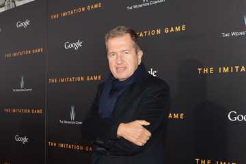 Mario Testino Premiere Of The Imitation Game, Hosted By Weinstein Company