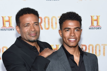 Mario Van Peebles 'Roots' Night One Screening