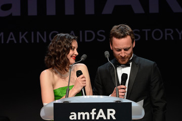 Marion Cotillard amfAR's 22nd Cinema Against AIDS Gala, Presented By Bold Films And Harry Winston - Show