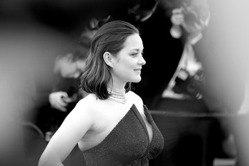 Marion Cotillard 70th Anniversary Red Carpet Arrivals - The 70th Annual Cannes Film Festival