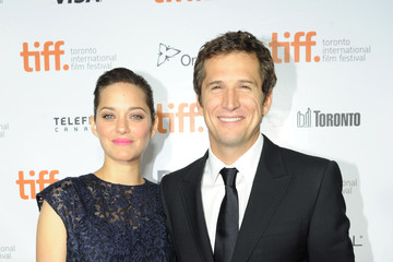 Marion Cotillard Guillaume Canet 'Blood Times' Premieres in Toronto