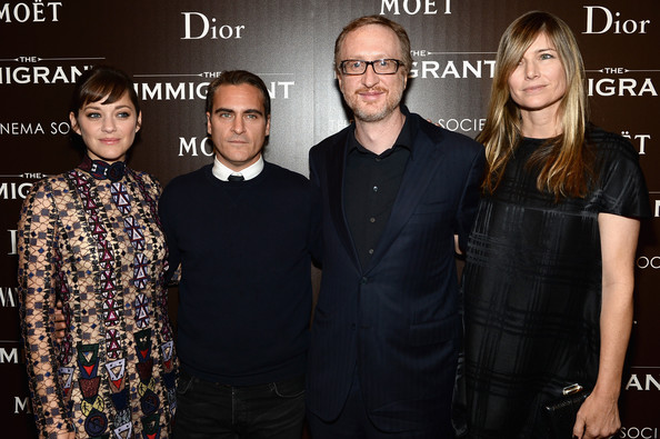 'The Immigrant' Premieres in NYC