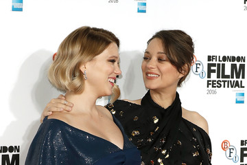 Marion Cotillard Lea Seydoux 'It's Only the End of the World' - BFI Flare Special Presentation - 60th BFI London Film Festival