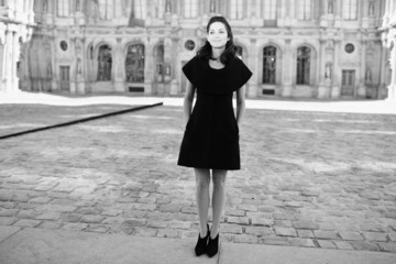 Marion Cotillard Alternative Views of Paris Fashion Week