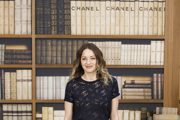 Marion Cotillard Chanel : Photocall - Paris Fashion Week - Haute Couture Fall Winter 2020