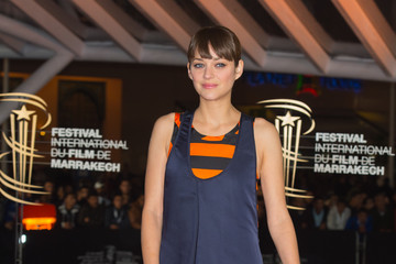 Marion Cotillard 'Waltz with Monica' Photo Call in Morocco