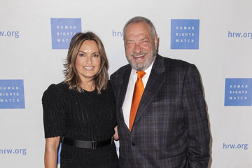 Mariska Hargitay Dick Wolf Human Rights Watch Hosts Annual Voices For Justice Annual Dinner