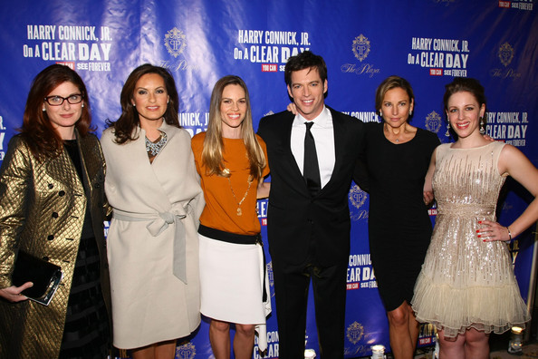 Harry Connick Jr Family 2014 Mariska+hargitay+harry+connick ...