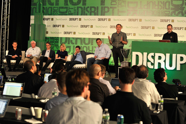 TechCrunch Disrupt New York May 2011 - Day 3