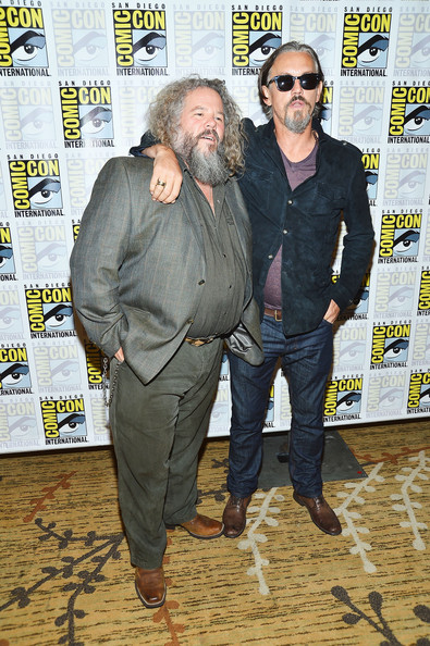 mark boone junior wife