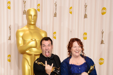 Mark Andrews 85th Annual Academy Awards - Press Room