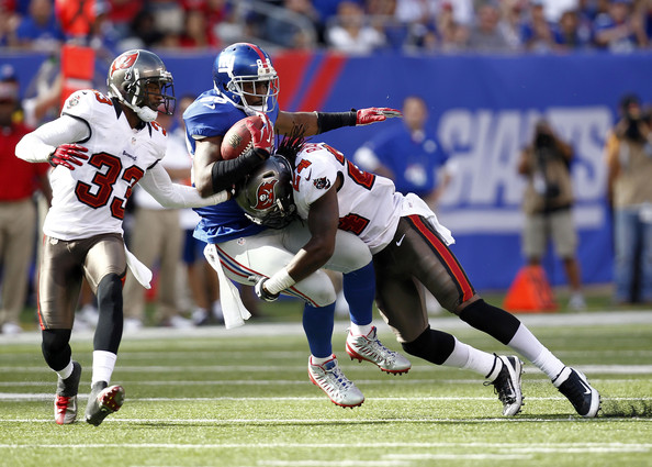 mark barron pictures tampa bay buccaneers v new york
