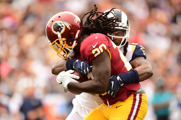 Mark Barron Washington Redskins v Los Angeles Rams