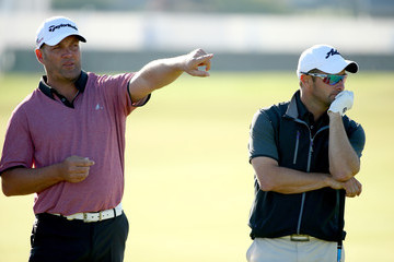 Mark Boucher Alfred Dunhill Links Championship - Day One