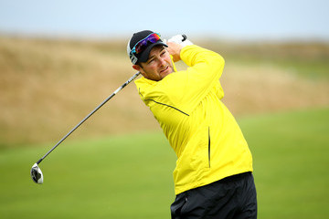 Mark Boucher Alfred Dunhill Links Championship: Day 2