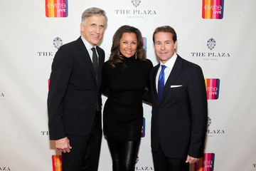 Mark Bozek EVINE Live Launches New Digital Retail Brand During Live Broadcast From The Plaza In New York City