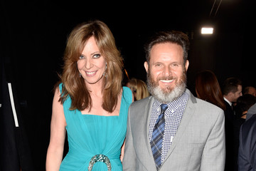 Mark Burnett Behind the Scenes at the People's Choice Awards