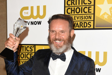 Mark Burnett 4th Annual Critics' Choice Television Awards - Press Room