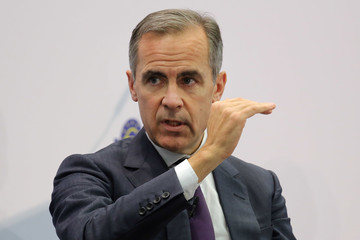 Mark Carney Central Bank Leaders Discuss Central Bank Communication
