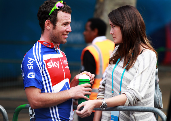 Mark Cavendish And Peta Todd Photos Photostream Pictures Locog Test Events For London 2017 Road Cycling