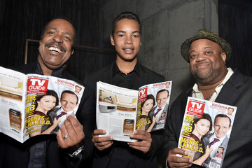 Mark Christopher Lawrence Stars at TV Guide Magazine's Hot List Party