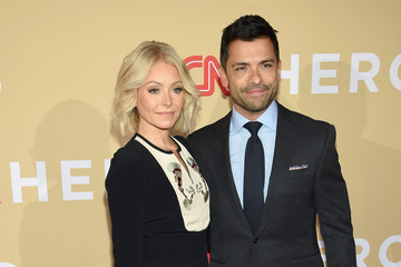 Mark Consuelos CNN Heroes 2015 - Arrivals