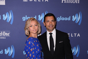 Mark Consuelos 26th Annual GLAAD Media Awards In New York - Red Carpet