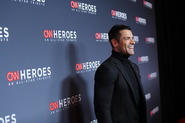 Mark Consuelos 12th Annual CNN Heroes: An All-Star Tribute - Red Carpet Arrivals