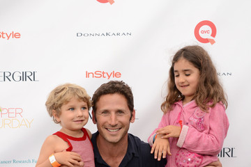 Mark Feuerstein OCRF's 15th Annual Super Saturday hosted by Kelly Ripa, COVERGIRL Paula Patton, Donna Karan and InStyle.
