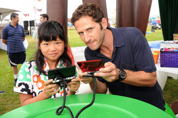 Mark Feuerstein Nintendo 3DS Experience At Super Saturday 15 On July 28, 2012