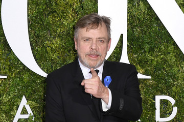Mark Hamill 2017 Tony Awards - Arrivals