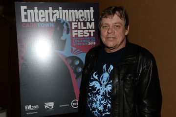 Mark Hamill Entertainment Weekly CapeTown Film Festival: Day 5