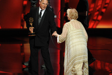 Mark Harmon The 65th Annual Primetime Emmy Awards