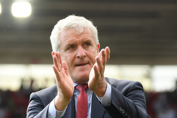 Mark Hughes Southampton vs. Manchester City - Premier League