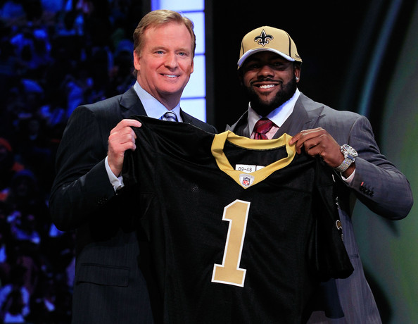Roger Goodell, 2011 NFL Draft
