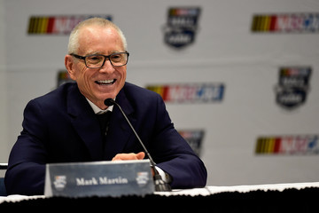 Mark Martin NASCAR Hall of Fame Class of 2017 Induction Ceremony