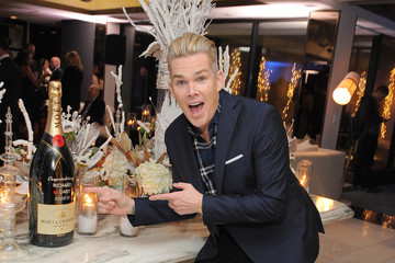 Mark McGrath Richard Marx And Daisy Fuentes Wedding Event