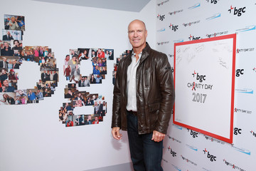 Mark Messier Annual Charity Day Hosted By Cantor Fitzgerald, BGC and GFI - BGC Office - Arrivals