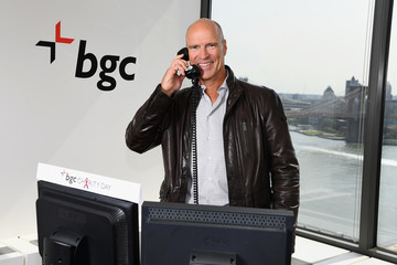 Mark Messier Annual Charity Day Hosted By Cantor Fitzgerald, BGC and GFI - BGC Office - Inside