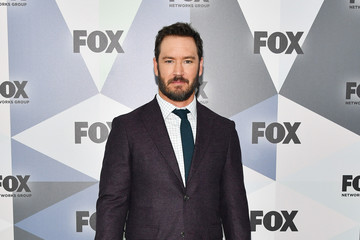 Mark-Paul Gosselaar 2018 Fox Network Upfront