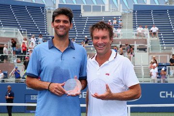 Mark Philippoussis 2016 U.S. Open - Day 14