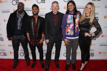 Mark Pitts Arrivals at the Other Ball Fundraiser in NYC