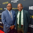"""Mark Ridley-Thomas LA Premiere Of HBO's """"Foster"""" - Red Carpet"""
