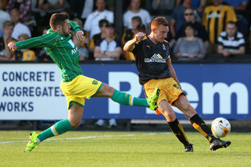 Mark Roberts Cambridge United v Norwich City - Pre Season Friendly